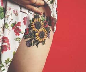 flores, tatuajes, and ideas para tatuajes image