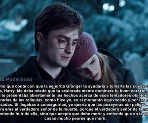 books, harry potter, and frases image