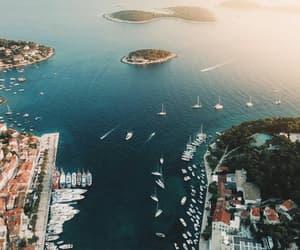 Croatia, sea, and travel image