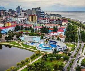 Georgia, travel, and batumi image