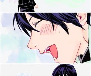 anime, god of war, and anime boy image