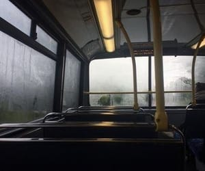 bus, aesthetic, and grunge image