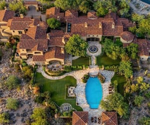 casa, mansion, and genial image
