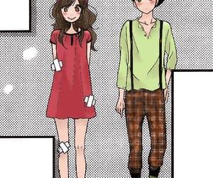 anime, manga girl, and sasahara sohei image