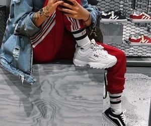 fashion, shoes, and Fila image