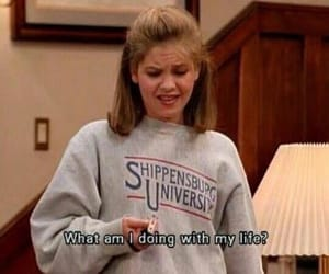 quotes, full house, and life image