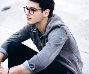 boy, nerd, and tmi image