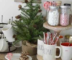 christmas, christmas lights, and Christmas party image