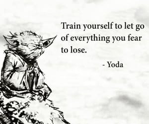 quotes, yoda, and life image
