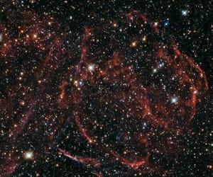 stars, nasa, and space image
