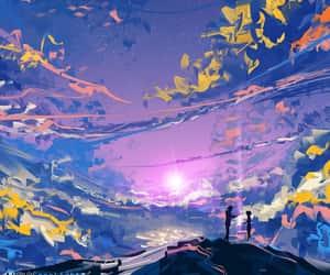 anime, art, and movie image