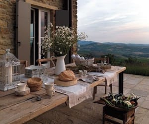 food, nature, and view image