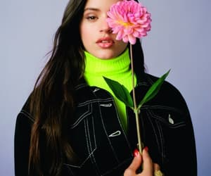 flower, el mal querer, and outfit image