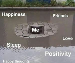 funny, happiness, and me image