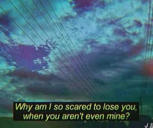 alone, scared, and loose image