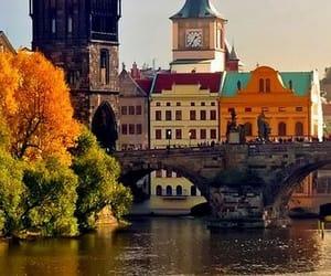 czech republic, prague, and travel image