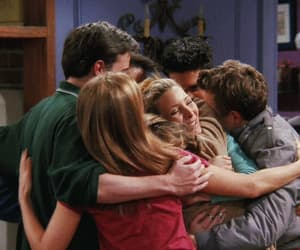 friendship, series, and friends image