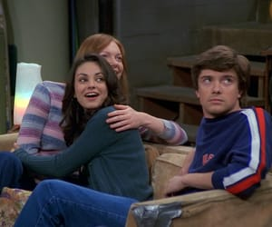 90s, tv show, and that 70's show image