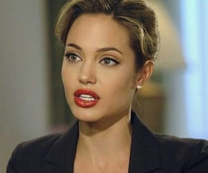 Angelina Jolie, actress, and model image