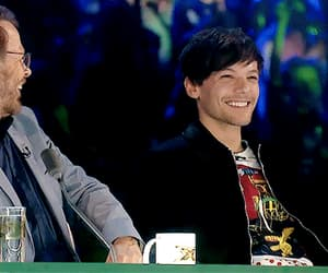 Abba, the x factor, and louis tomlinson image