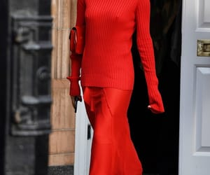 belleza, rojo, and victoria beckham image