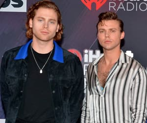 ashton, LUke, and michael image