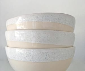 bowl, plate, and pottery image
