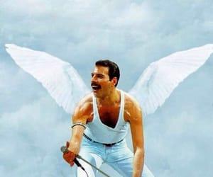 angel, legend, and Queen image