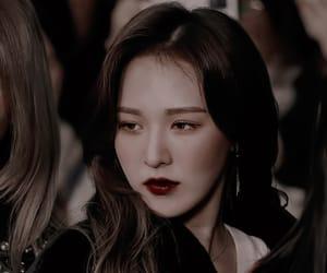 wendy, red velvet, and son seungwan image