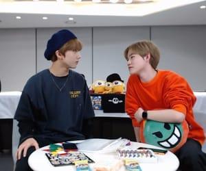 idols, jaemin, and haechan image