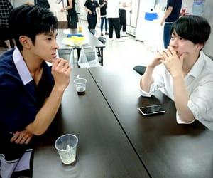 eunhyuk, super junior, and Leeteuk image