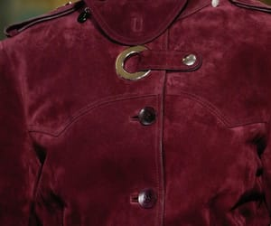 burgundy, style, and details image
