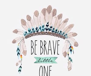 be brave, be yourself, and Ilustration image