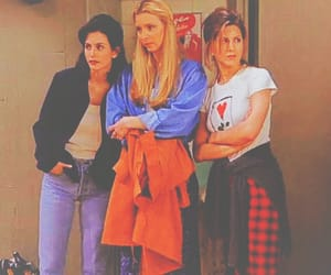 girls, monica, and monica geller image