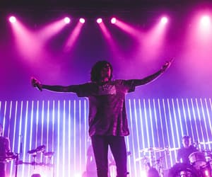bmth, oliver sykes, and purple image