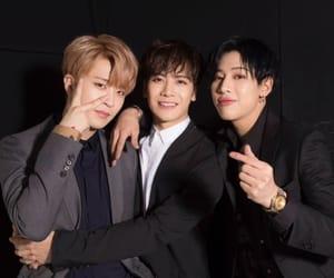 got7, bambam, and youngjae image