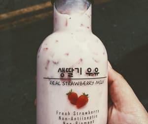 korean, mumu, and strawberrymilk image