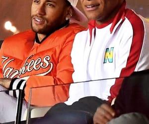 neymar, psg, and mbappe image