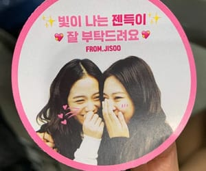 girls, support, and blackpink image