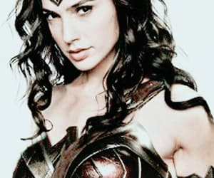 DC, justice league, and wonder woman image