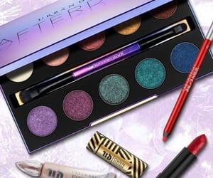 cosmetics, make up, and urban decay image