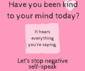 kind, mind, and pink image
