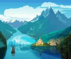 frozen, disney, and arendelle image