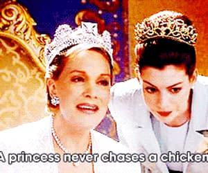 gif, movie, and the princess diaries 2 image