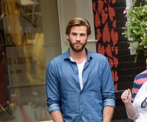 guy, celebrity, and liam hemsworth image