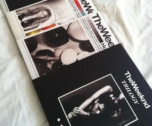 the weeknd, thursday, and trilogy image