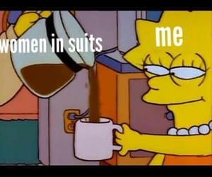 gay, suits, and tumblr image