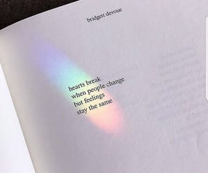 quotes, book, and rainbow image