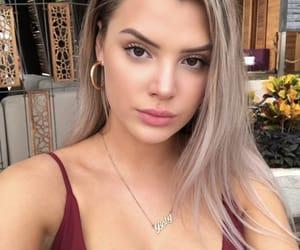 alissa violet, blonde, and girl image