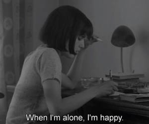 alone, film, and girl image
